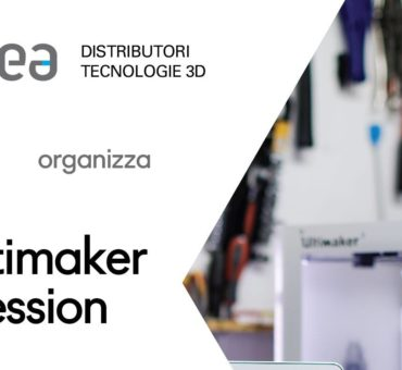 Stampa 3D: Ultimaker Session